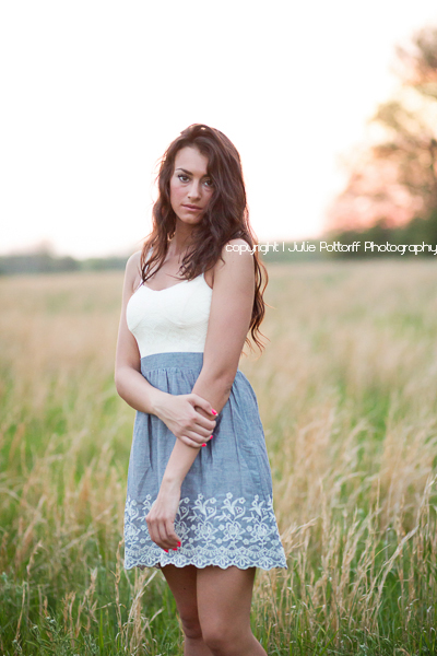 senior photography southern il