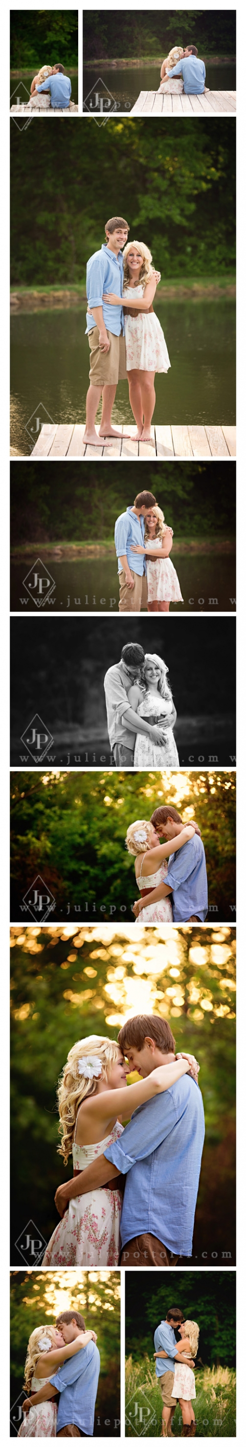 SOUTHERN IL ENGAGEMENT PHOTOGRAPHY